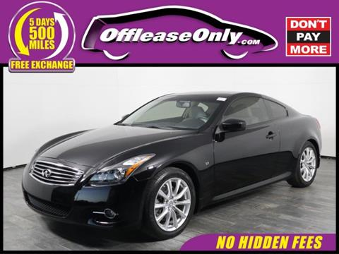 2015 Infiniti Q60 Coupe For Sale In Fredonia Ny Carsforsale