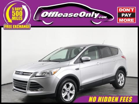 2015 Ford Escape for sale in Orlando, FL