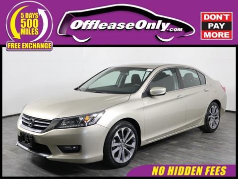 2015 Honda Accord for sale in Orlando, FL