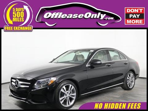 2016 Mercedes-Benz C-Class for sale in Orlando, FL