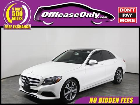 2015 Mercedes-Benz C-Class for sale in Orlando, FL