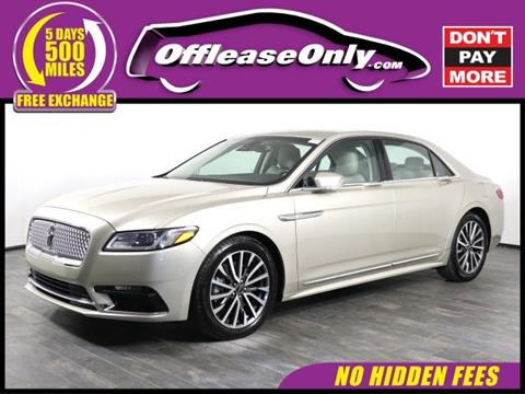 Used Lincoln Continental For Sale Carsforsale Com
