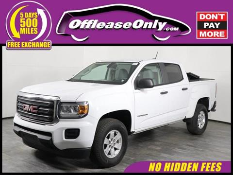 2016 GMC Canyon for sale in Orlando, FL
