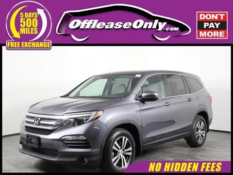 Honda Pilot For Sale Carsforsale Com