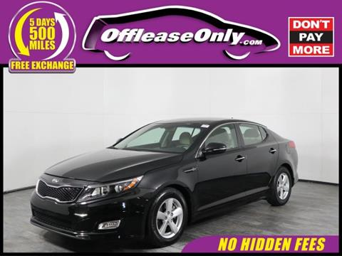2015 Kia Optima for sale in Orlando, FL