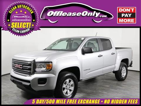 2017 GMC Canyon for sale in Orlando, FL