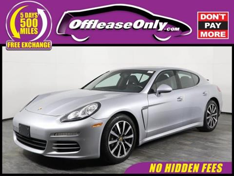 2016 Porsche Panamera for sale in Orlando, FL