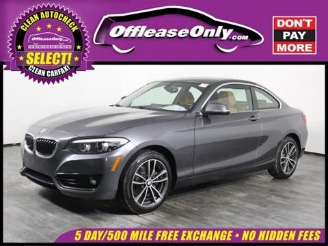 2018 BMW 2 Series for sale in Orlando, FL