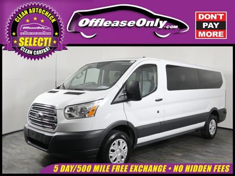 2017 Ford Transit Passenger for sale in Orlando, FL
