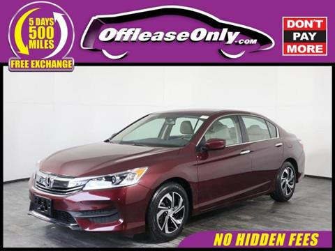 2017 Honda Accord for sale in Orlando, FL