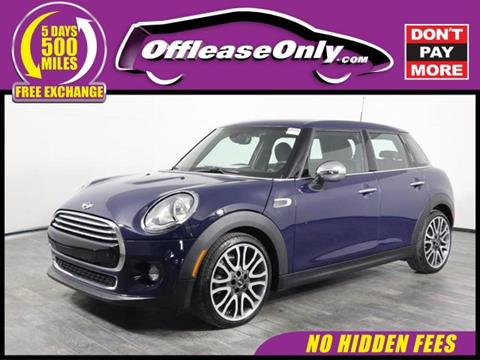 2017 MINI Hardtop 4 Door for sale in Orlando, FL