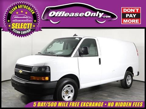 8e1af436992b43 2018 Chevrolet Express Cargo for sale in Orlando