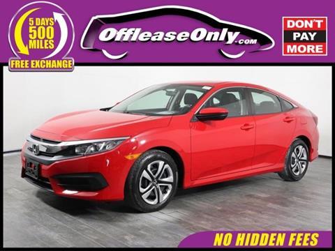 2017 Honda Civic for sale in Orlando, FL