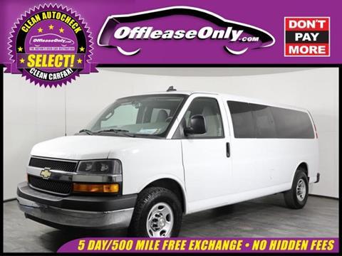 2018 Chevrolet Express Passenger for sale in Orlando, FL
