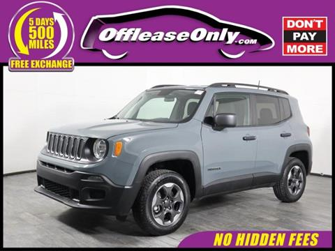 2018 Jeep Renegade for sale in Orlando, FL