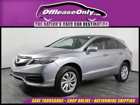 2018 Acura RDX for sale in Orlando, FL
