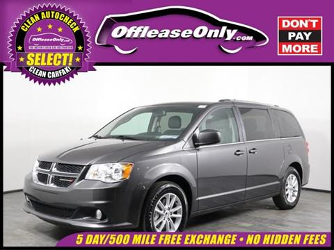 2019 Dodge Grand Caravan for sale in Orlando, FL