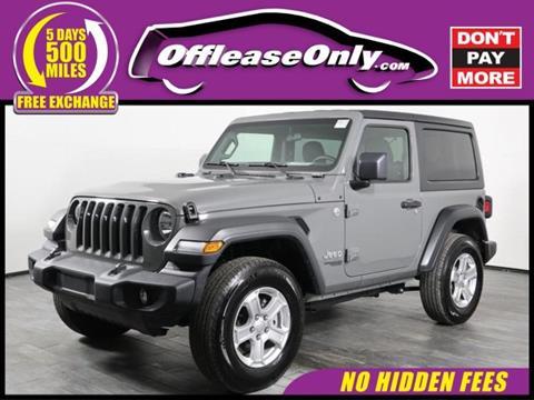 2019 Jeep Wrangler for sale in Orlando, FL