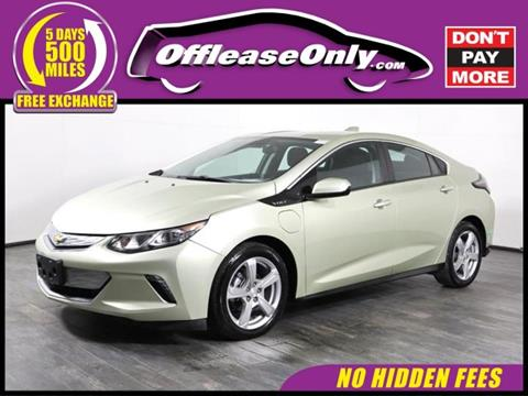 2017 Chevrolet Volt for sale in Orlando, FL