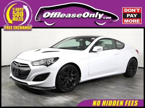 2016 Hyundai Genesis Coupe for sale in Orlando, FL