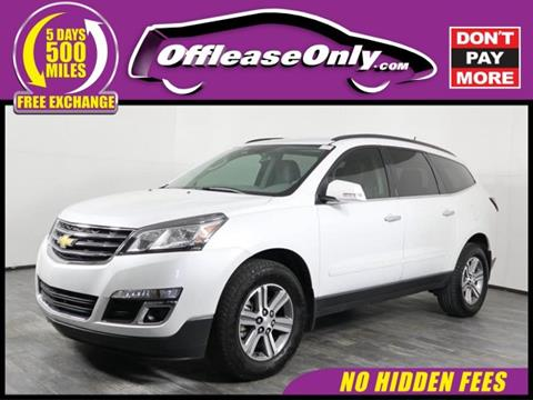 2016 Chevrolet Traverse for sale in Orlando, FL