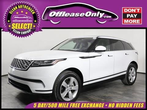 2019 Land Rover Range Rover Velar for sale in Orlando, FL