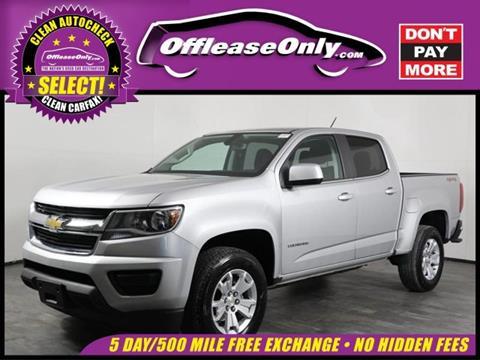 2018 Chevrolet Colorado for sale in Orlando, FL