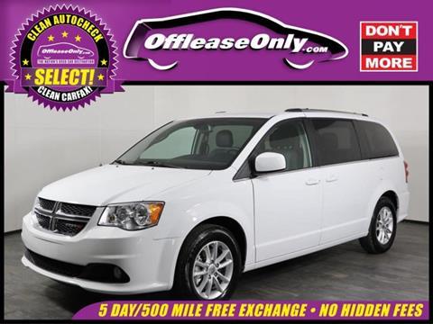 Minivan For Sale >> 2019 Dodge Grand Caravan For Sale In Orlando Fl