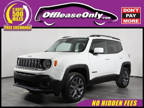 2016 Jeep Renegade for sale in Orlando, FL