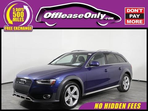 2016 Audi Allroad for sale in Orlando, FL