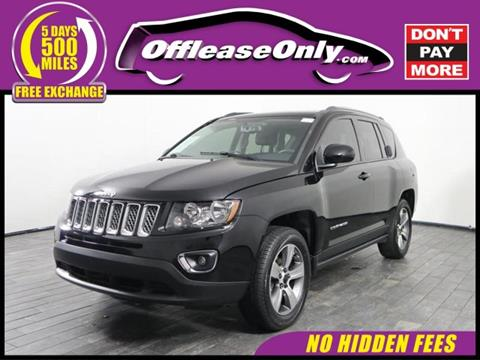 2016 Jeep Compass for sale in Orlando, FL