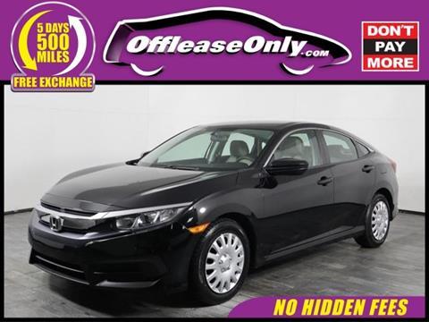 2018 Honda Civic for sale in Orlando, FL