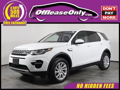 2018 Land Rover Discovery Sport for sale in Orlando, FL