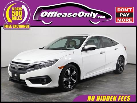 2016 Honda Civic for sale in Orlando, FL