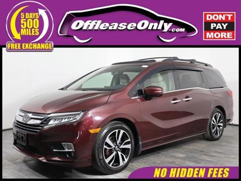 2018 Honda Odyssey for sale in Orlando, FL