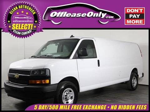2019 Chevrolet Express Cargo for sale in Orlando, FL