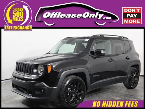 2017 Jeep Renegade for sale in Orlando, FL