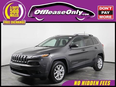 2016 Jeep Cherokee for sale in Orlando, FL