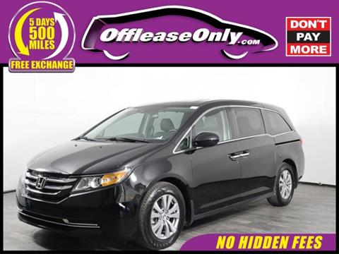 2016 Honda Odyssey for sale in Orlando, FL