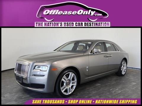 2015 Rolls-Royce Ghost for sale in Orlando, FL