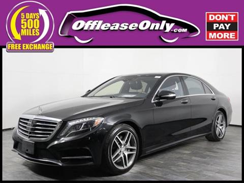 2016 Mercedes-Benz S-Class for sale in Orlando, FL