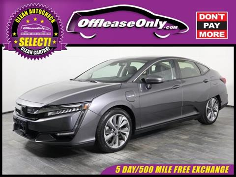 2018 Honda Clarity Plug-In Hybrid for sale in Orlando, FL
