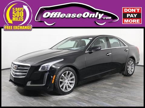 2016 Cadillac CTS for sale in Orlando, FL