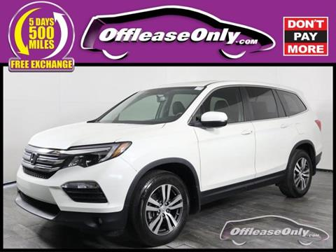 2018 Honda Pilot for sale in Orlando, FL