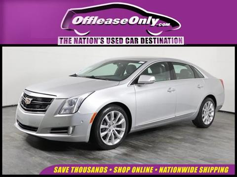 2016 Cadillac XTS for sale in Orlando, FL
