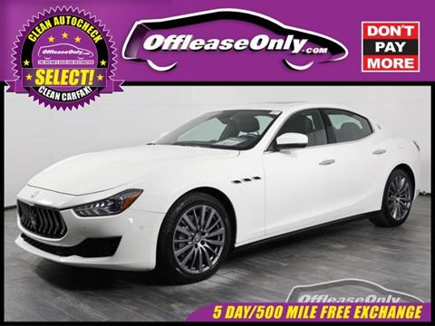 2018 Maserati Ghibli for sale in Orlando, FL