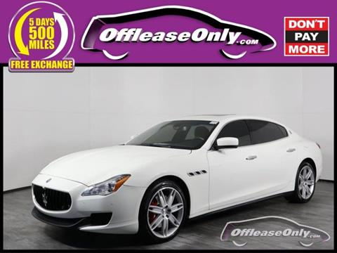 2016 Maserati Quattroporte for sale in Orlando, FL