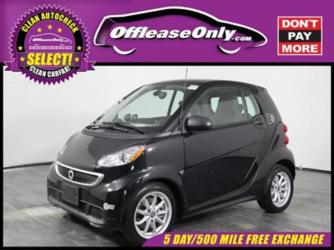 2016 Smart fortwo electric drive for sale in Orlando, FL