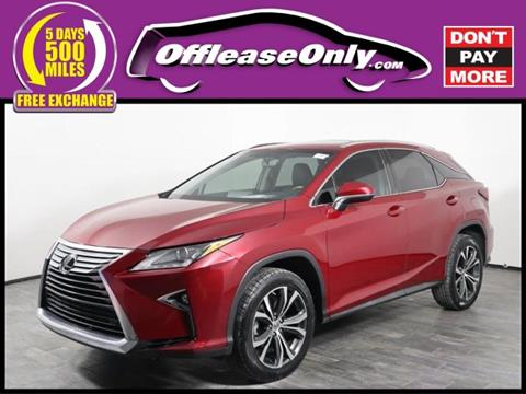 2016 Lexus RX 350 for sale in Orlando, FL