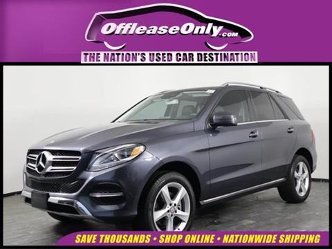 2016 Mercedes-Benz GLE for sale in Orlando, FL